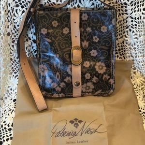 Patricia Nash crossbody bag.